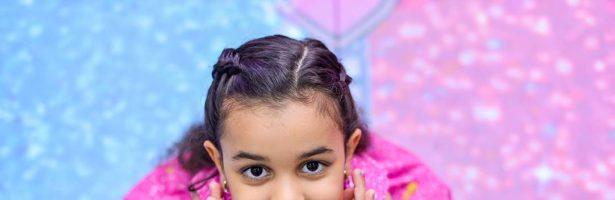 Festa infantil de Letícia com as Bonecas LOL Surprise